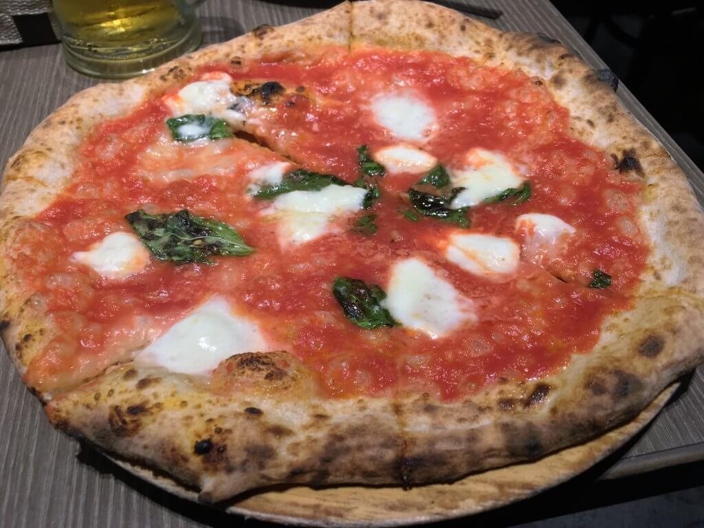 世界2位のピザ