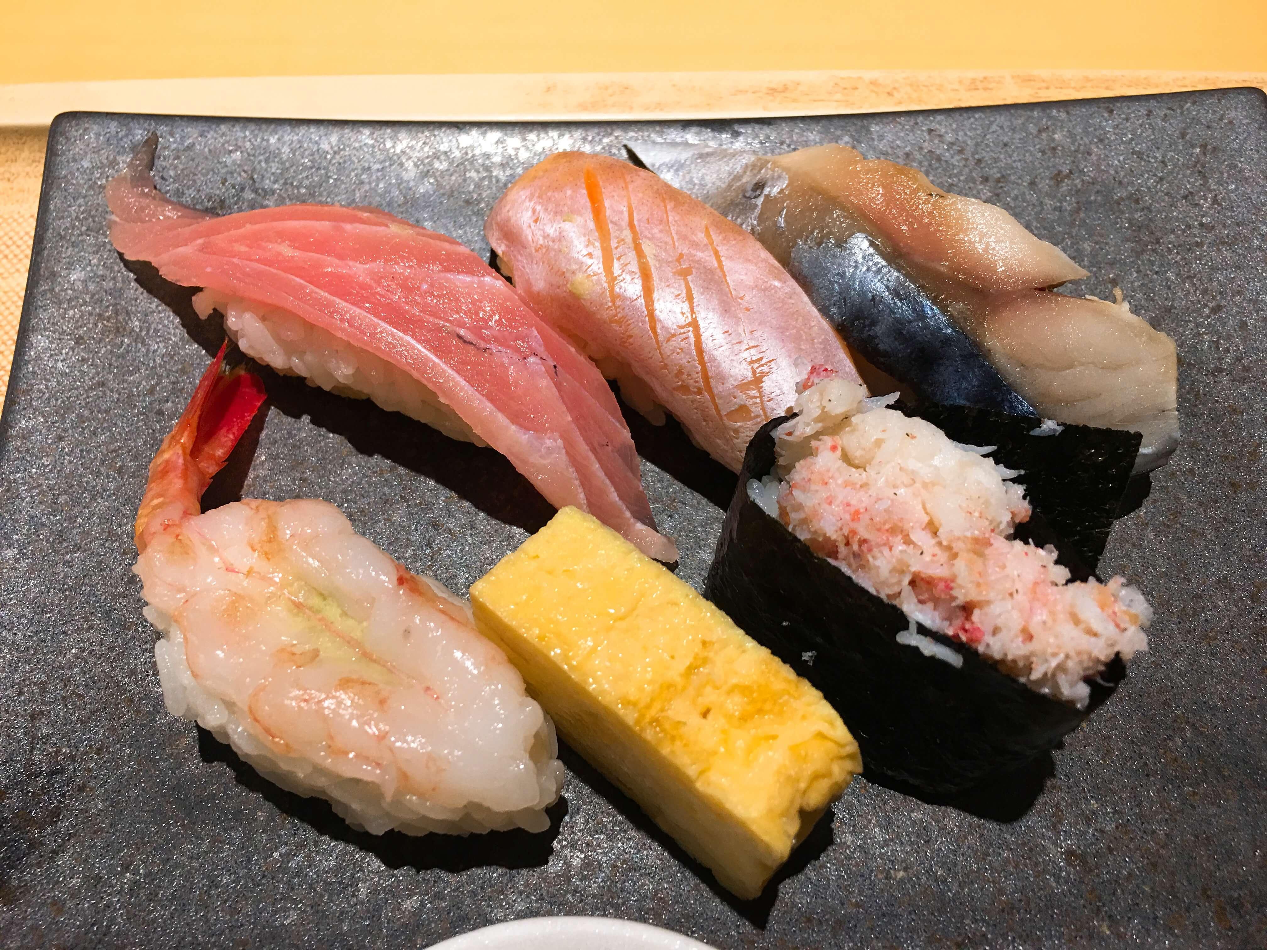 札幌すすきので寿司焼き鳥食べ放題ランチバイキン …