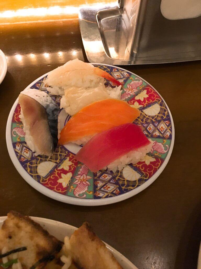 ザ・ブッフェ 大丸札幌休日ディナーブッフェ 寿司