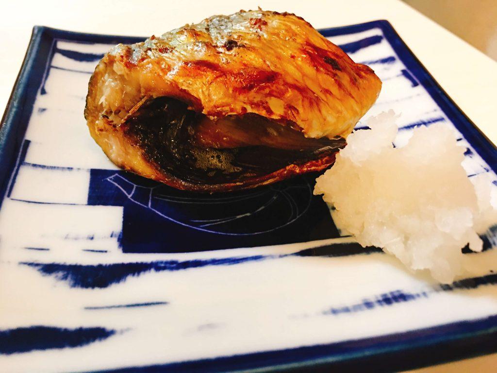 笑楽日曜昼呑み糠にしん焼50円