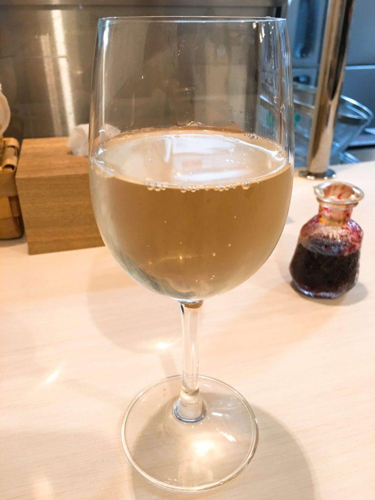 白ワイン330円