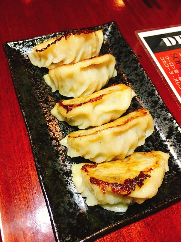 焼き餃子580円