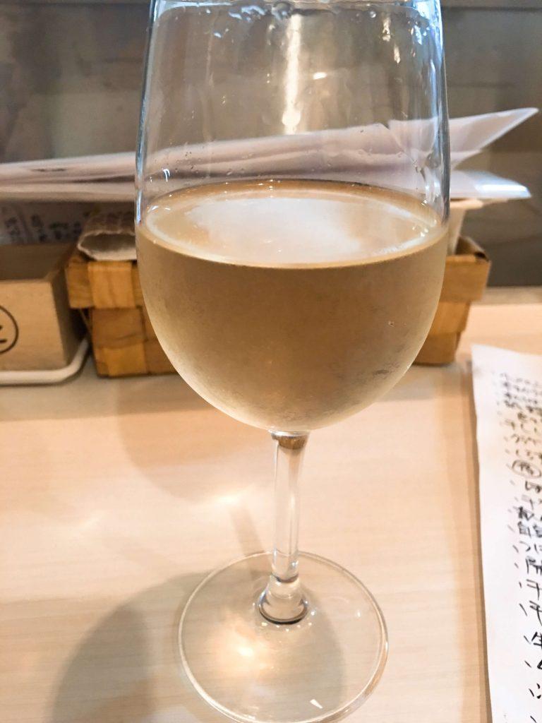 白ワイン380円