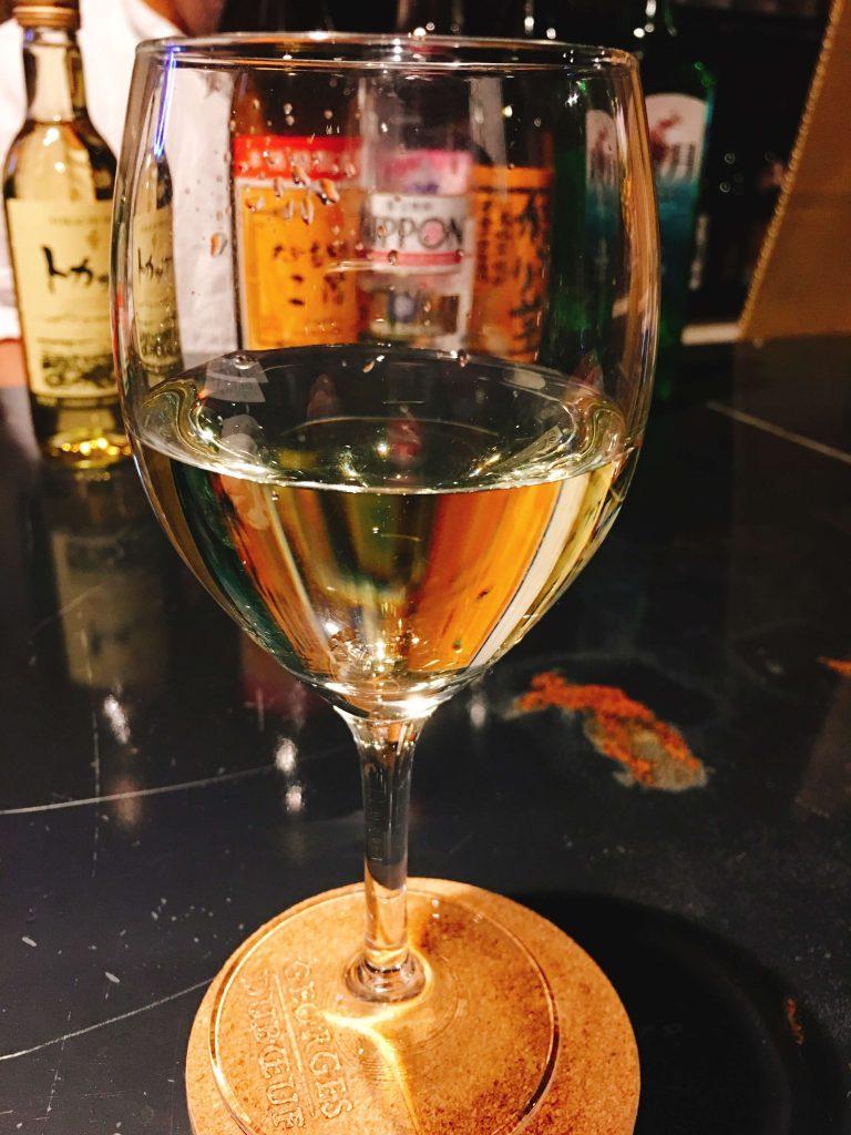 白ワイン300円