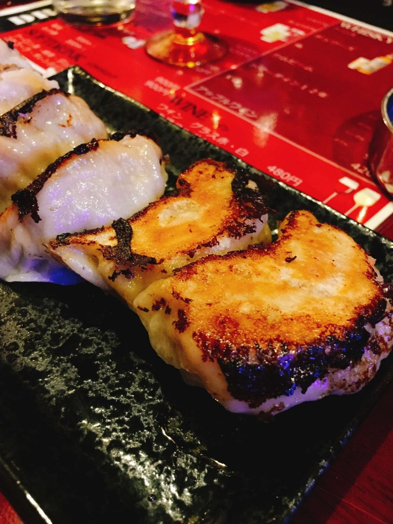 焼き餃子480円