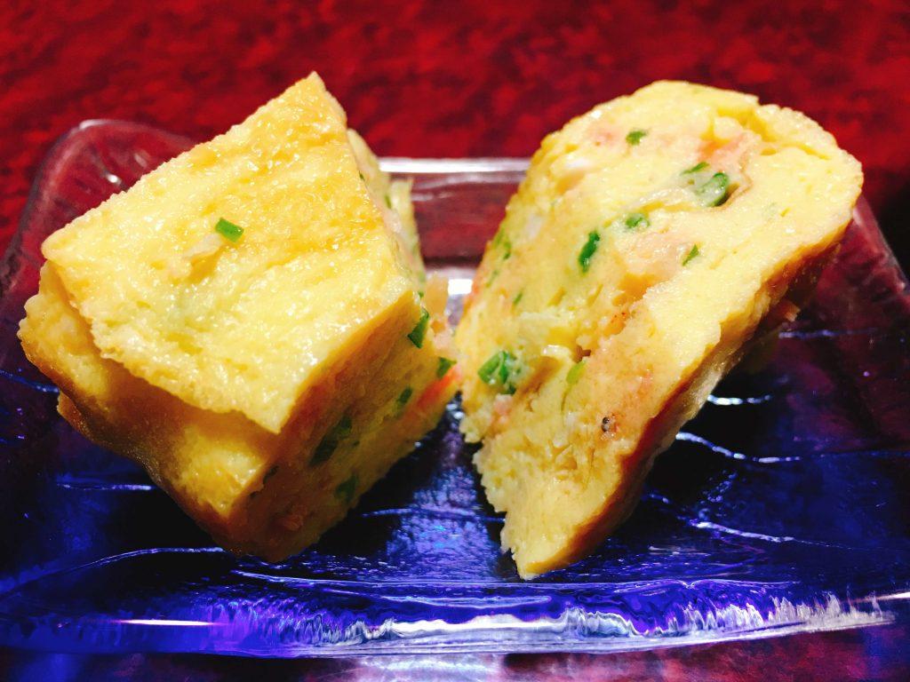 桜海老卵焼き