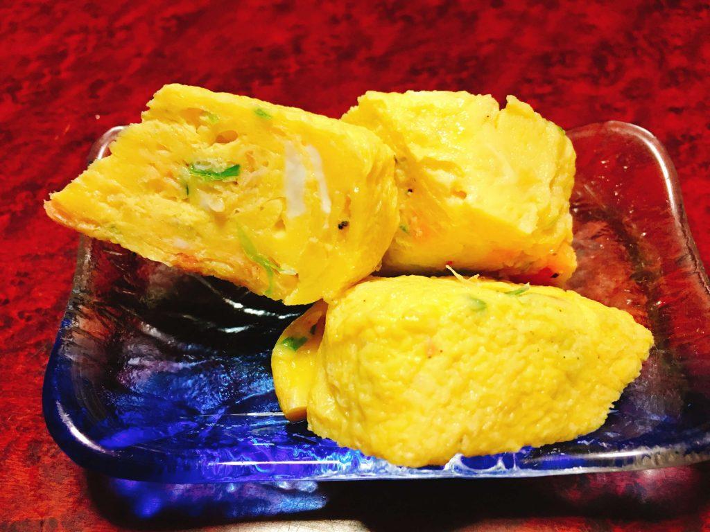 桜海老卵焼きおかわり