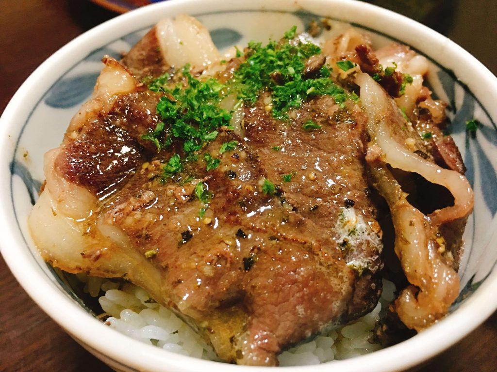 鹿丼1050円
