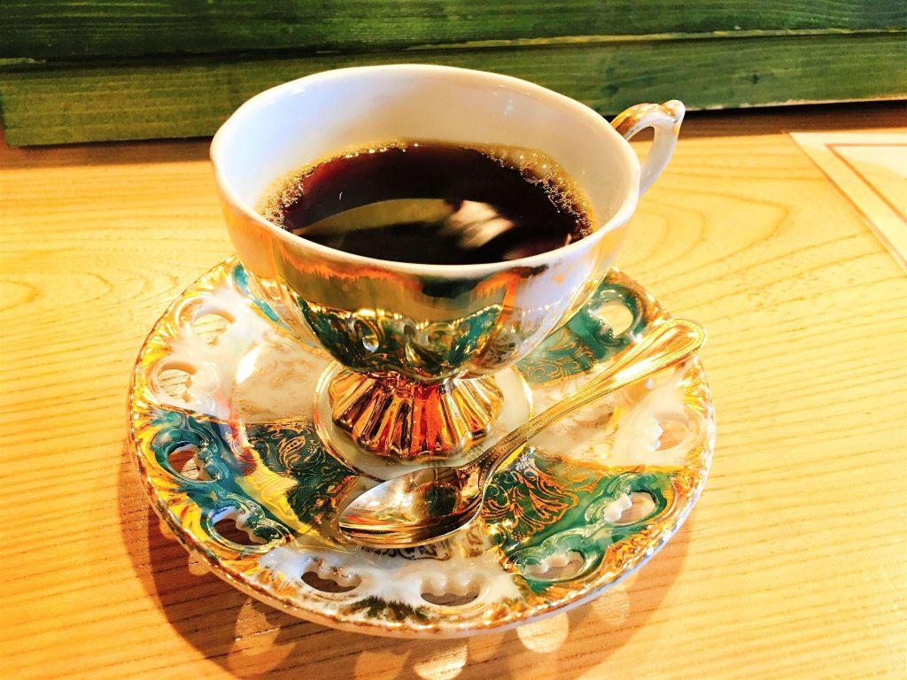 おやきコーヒーセット500円
