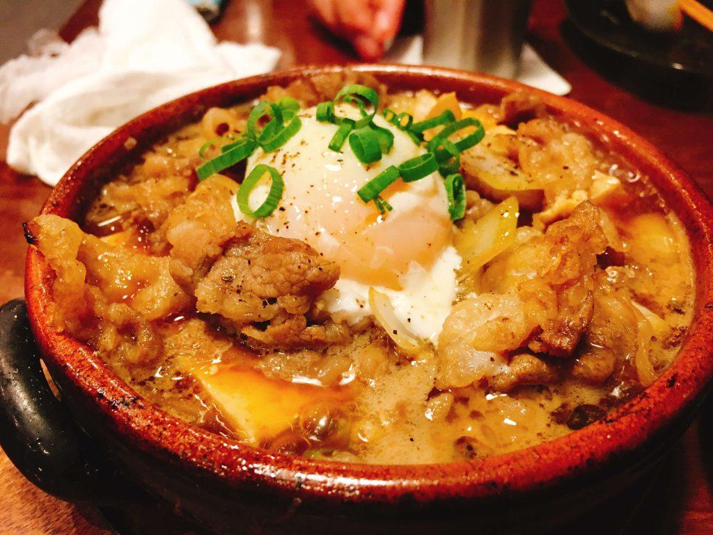 肉豆腐580円