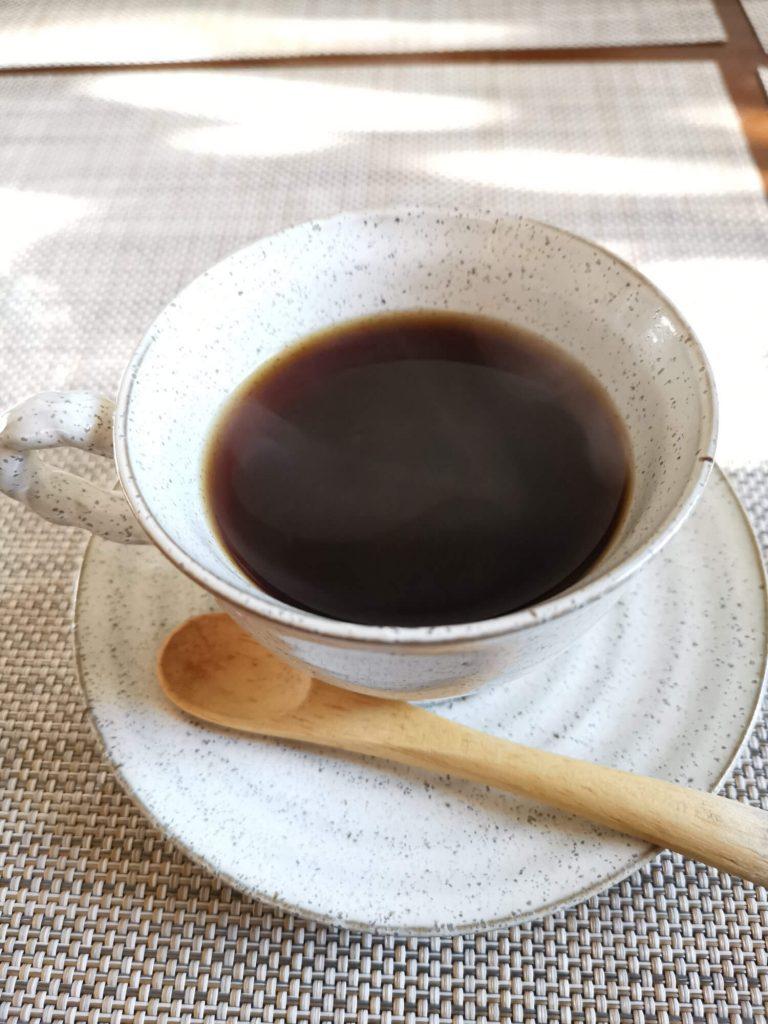 コーヒー2杯サービス