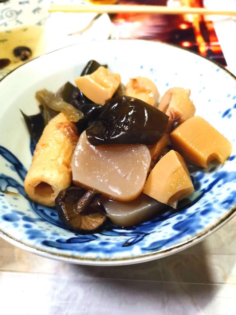 煮しめ500円