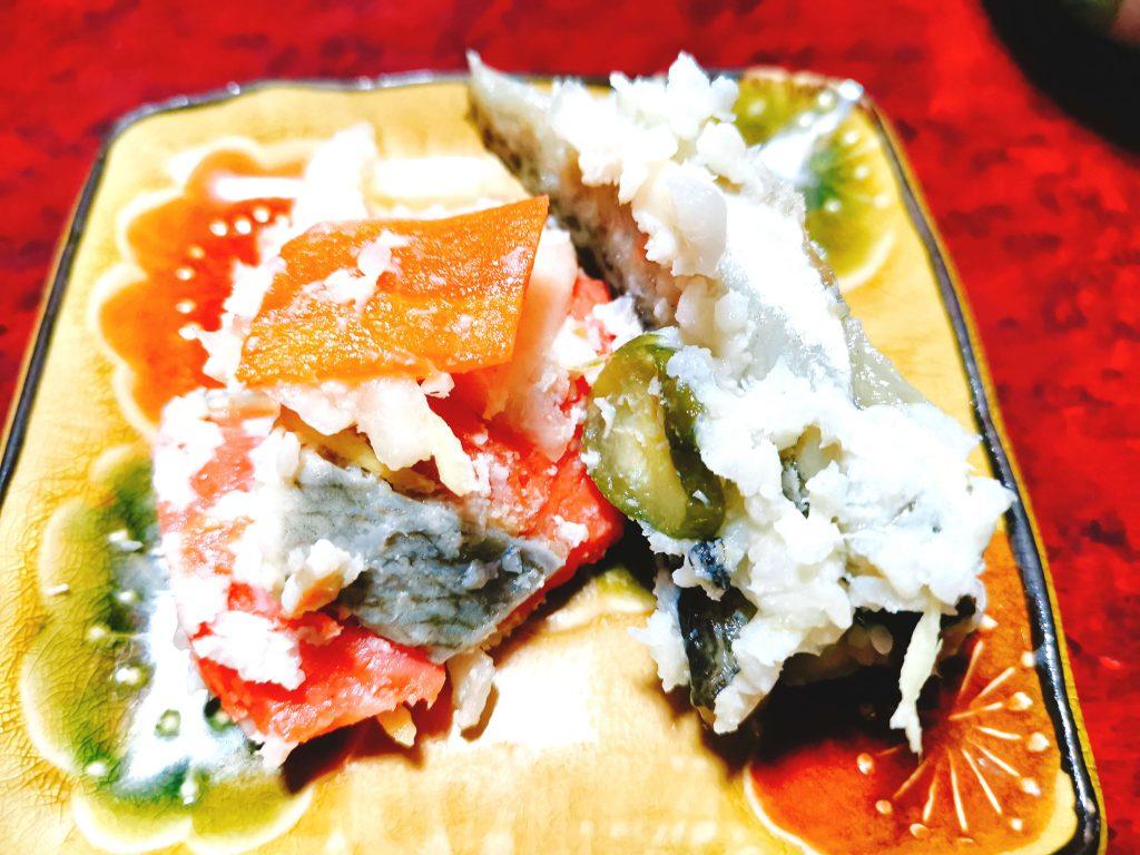 6品目飯鮨