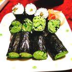 将来名物そば寿司