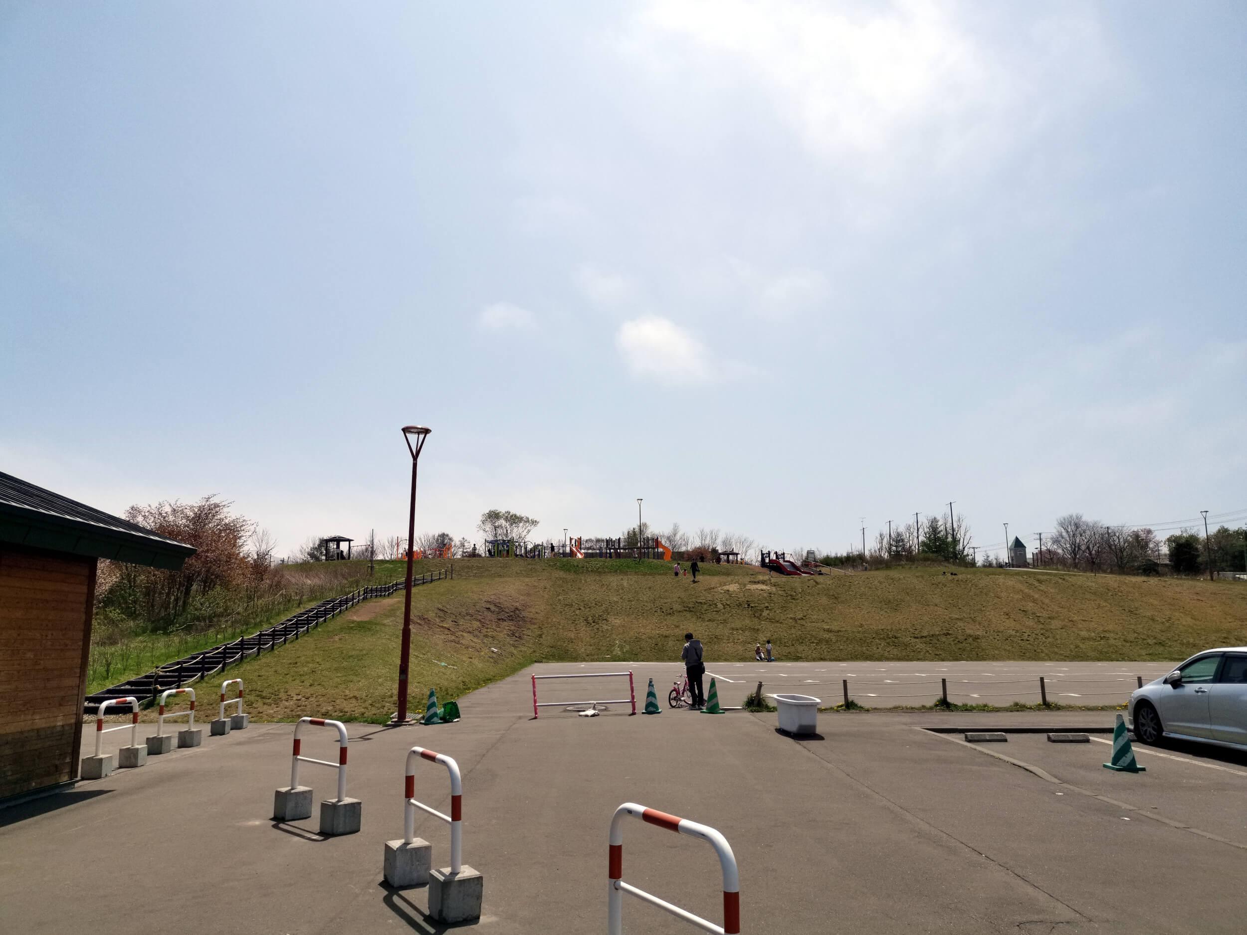 緑ヶ岡公園