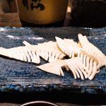 採れたて竹の子刺身